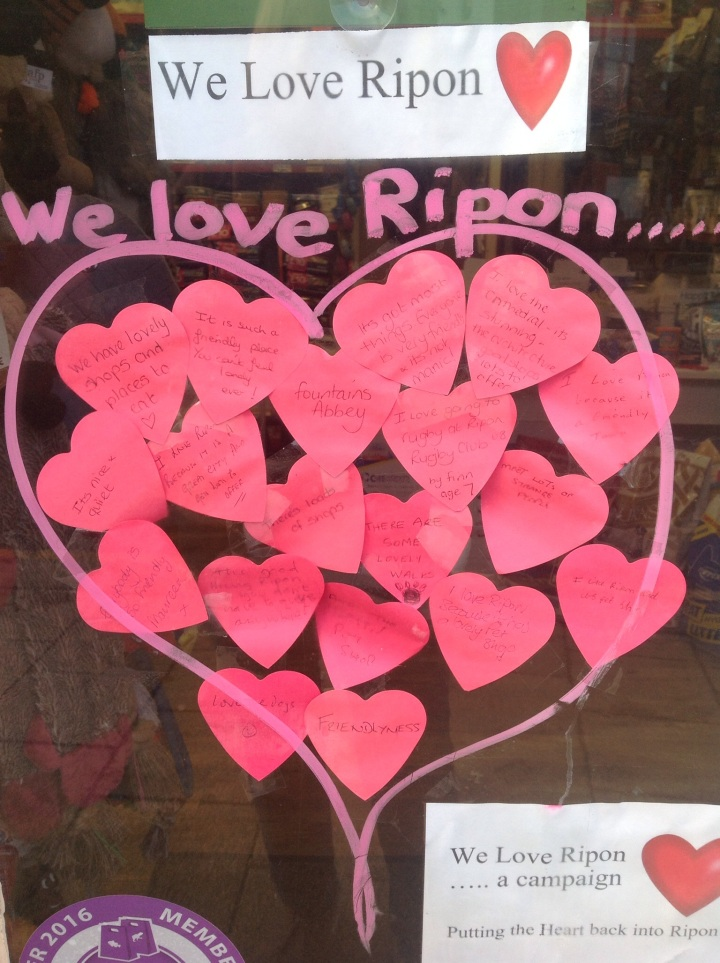 we love ripon, archie and dexter, the pet shop ripon